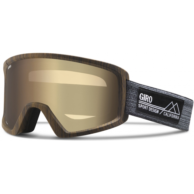 Giro - Men's Blok Snow Googles