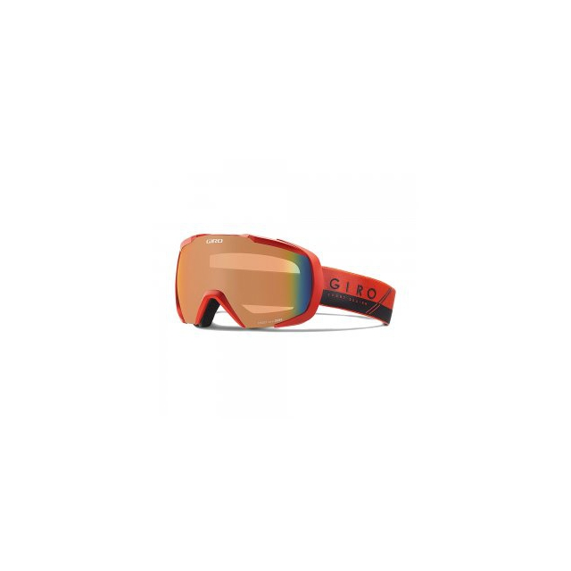 Giro - Onset Goggles Adults', Red/Black Slash
