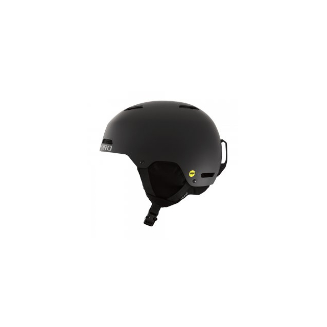 Giro - Ledge MIPS Helmet Adults', Black Matte, M