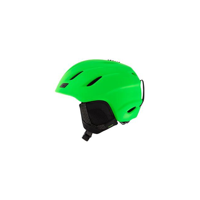 Giro - Nine Helmet, Matte Bright Green, S