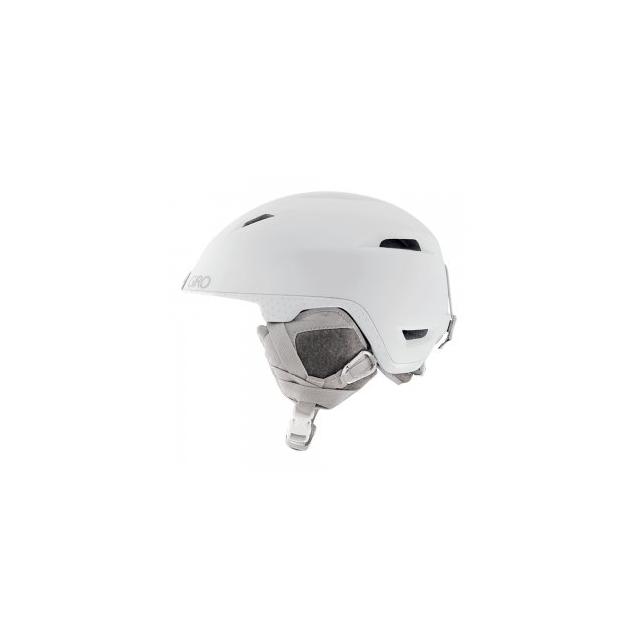Giro - Flare Helmet Women's, Matte White Mini Dots, S