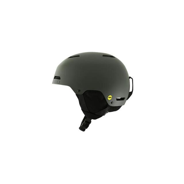 Giro - Ledge Mips Helmet, Matte Mil Spec Olive, M