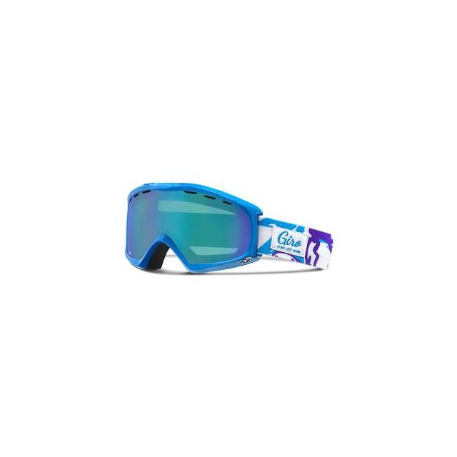 Giro - Siren Goggles Women's, Blue Jewel Poppy