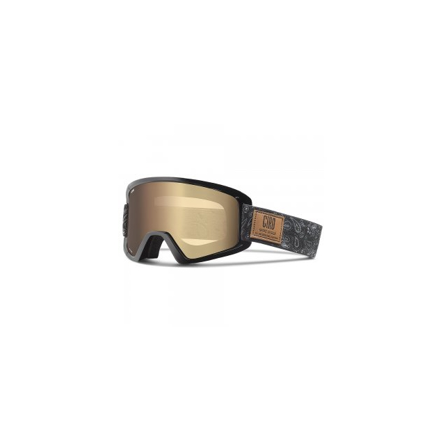 Giro - Dylan Goggles Adults', Black Paisley