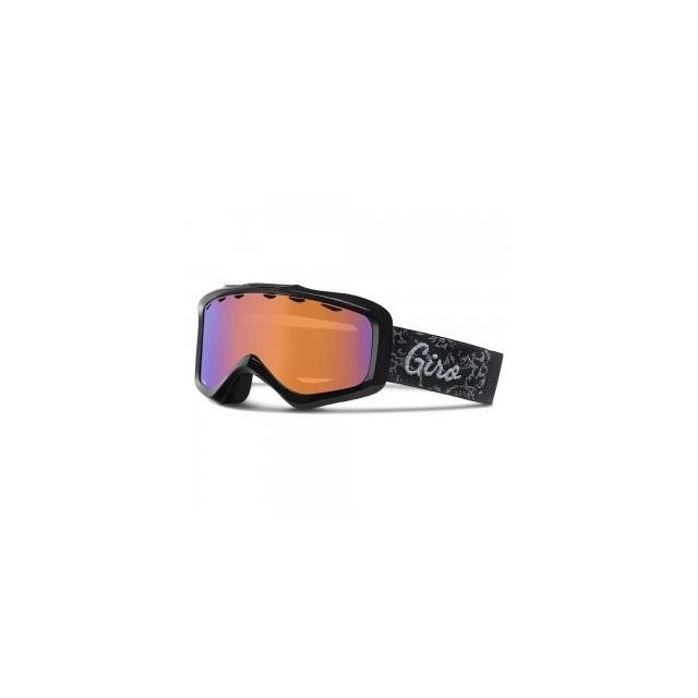 Giro - Charm Goggles Women's, Black Filigree