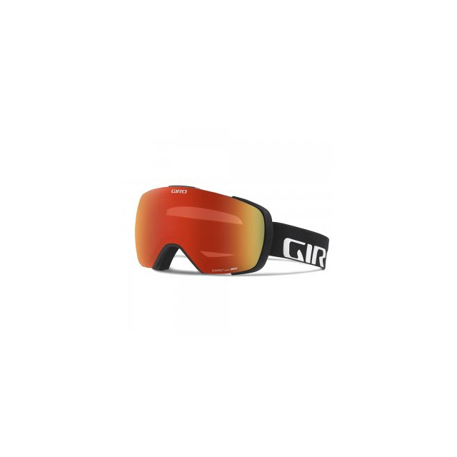 Giro - Contact Goggles Adults', Black Wordmark