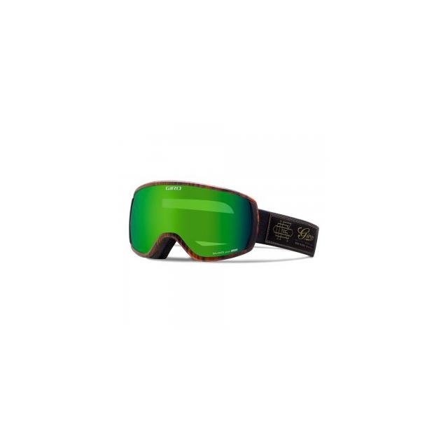 Giro - Balance Goggles Adults', Black Denim Blazer