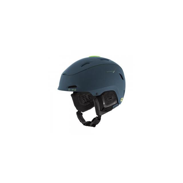 Giro - Range MIPS Helmet Adults', Matte Turbulence/Lime, M