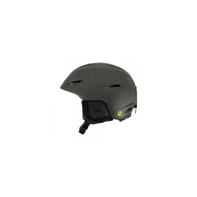 Giro - Union MIPS Helmet Adults', Matte Mil Spec Olive, M