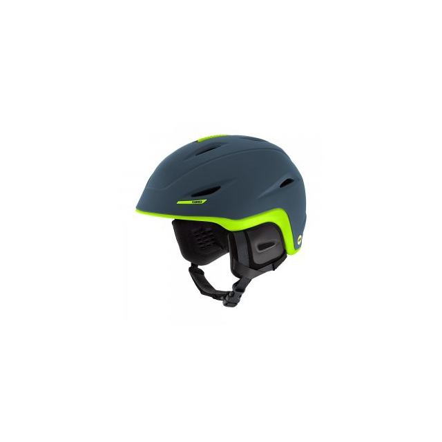 Giro - Union MIPS Helmet Adults', Matte Turbulence/Lime, L