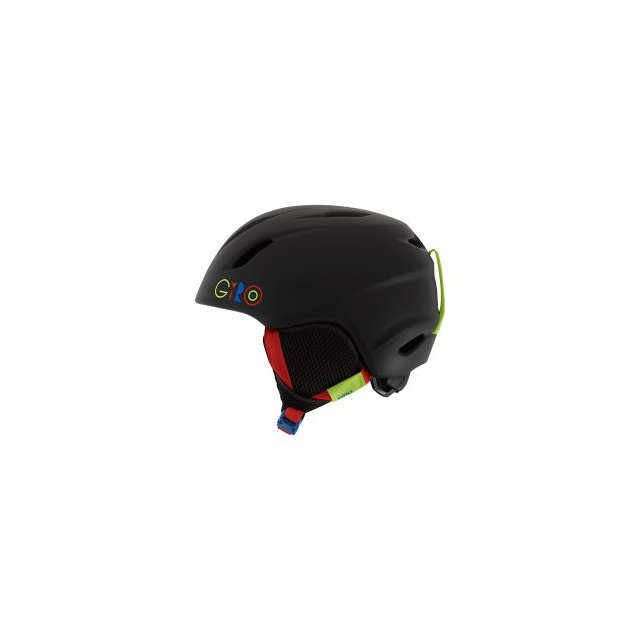 Giro - Launch Helmet Kids', Matte Black/Multi, XS