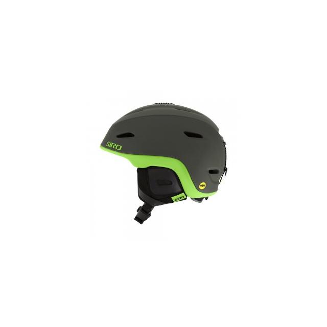Giro - Zone MIPS Helmet Adults', Matte Mil Spec Olive, M
