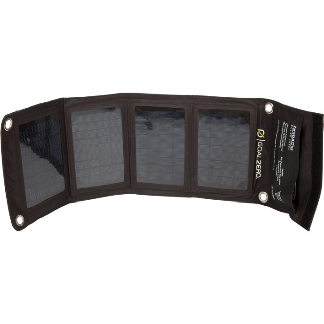 GoalZero - Nomad 13.5 Solar Panel - 0