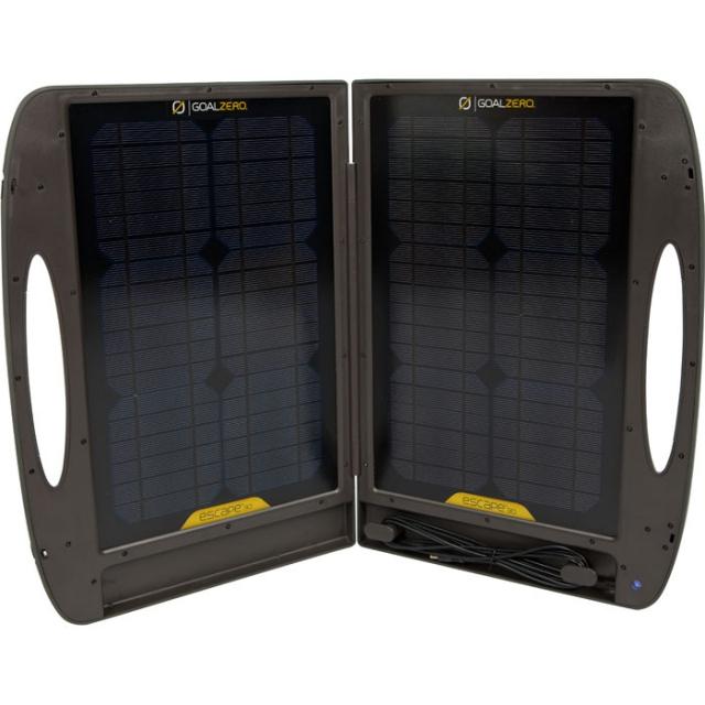 GoalZero - Escape 30 Solar Panel Briefcase - 0