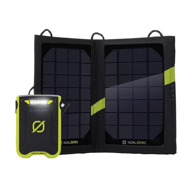 GoalZero - Venture 30 Solar Charging Kit