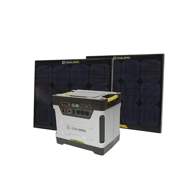 GoalZero - Yeti 1250 Solar Generator Kit