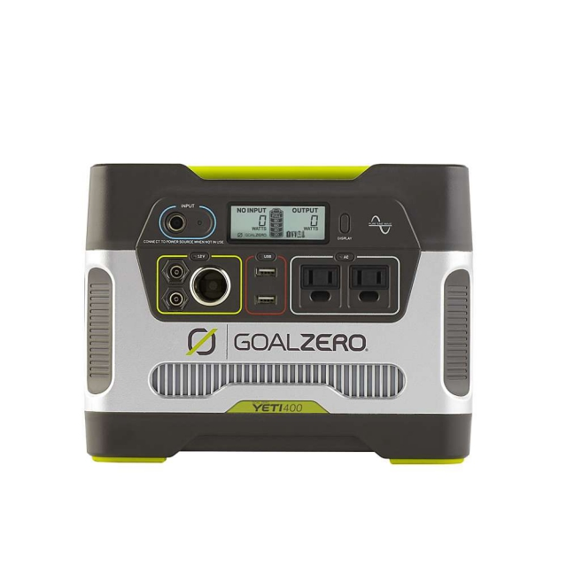 GoalZero - Yeti 400 Solar Generator