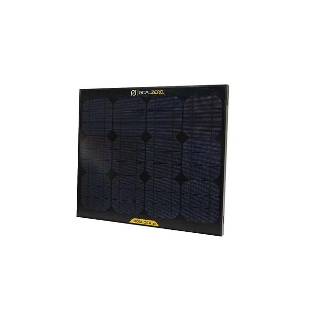 GoalZero - Boulder 30 Solar Panel