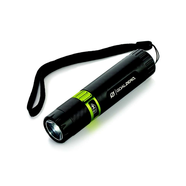 GoalZero - Black Flash Flashlight