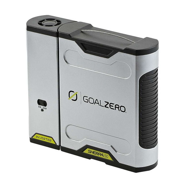 GoalZero - Sherpa 50 Portable Recharger with Inverter
