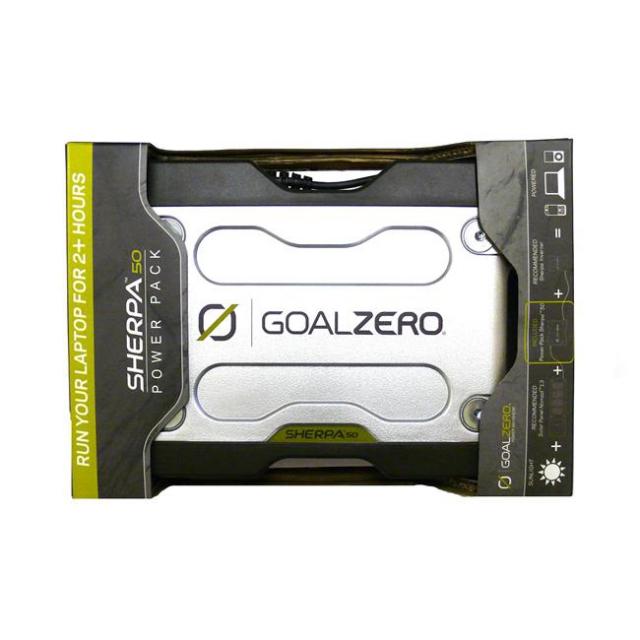 GoalZero - Sherpa 50