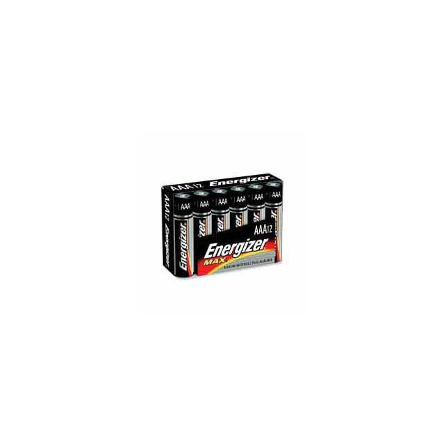 Eveready - Energizer Max AAA Batteries 8 pk