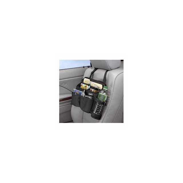 Talus - SwingAway Car Seat Organizer - Black
