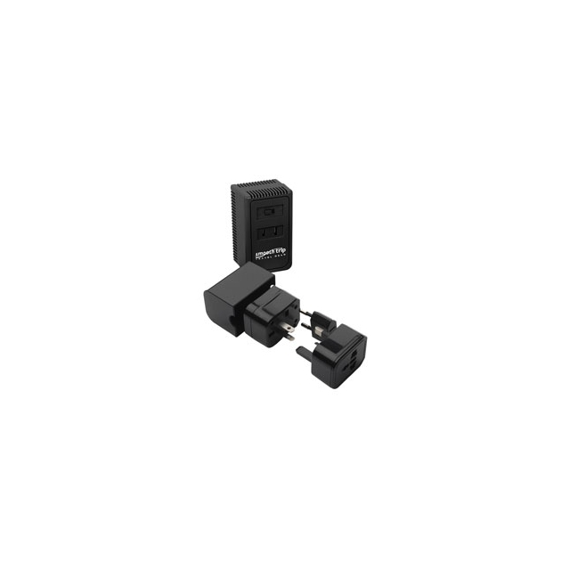 Talus - 4-in-1 Adapter Cube and Converter Set - Black