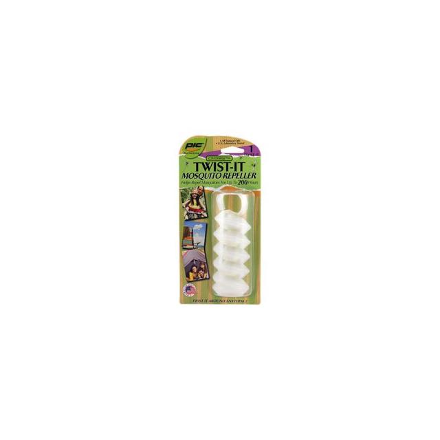 Pic Corp - PIC Twist-It Mosquito Repeller - Citronella