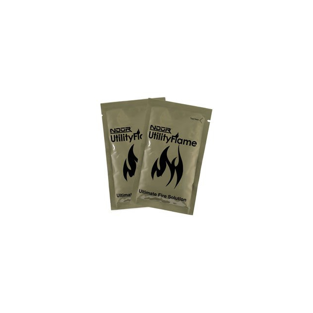 Proforce Equipment - Utility Flame - Fire Starter - 2 Pack - Green