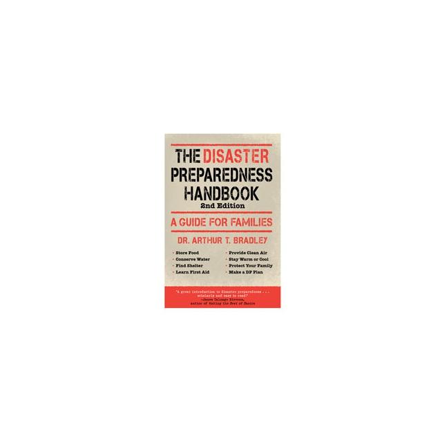 Proforce Equipment - The Disaster Preparedness Handbook - Paperback