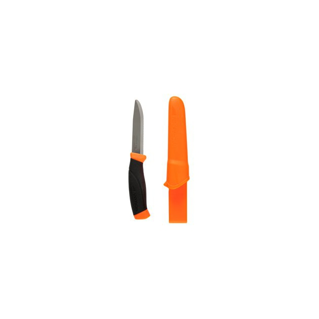 Morakniv - Companion Rescue Orange Knife - Orange