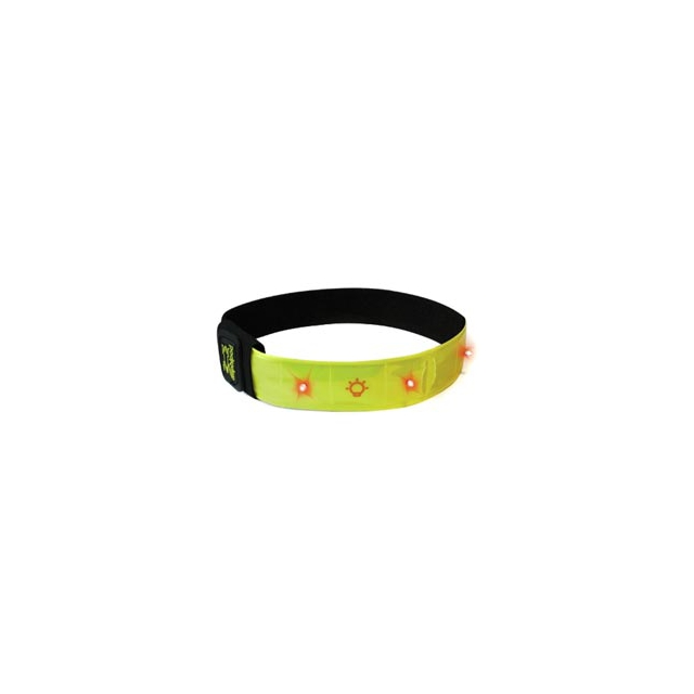 Amphipod - Micro-Light Flashing Armband - Bright Green