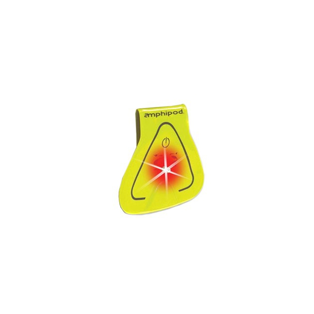 Amphipod - Vizlet Wearable Triangle LED Reflector Clip On