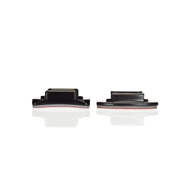 GoPro - - Flat and Curved Adhesive Mounts