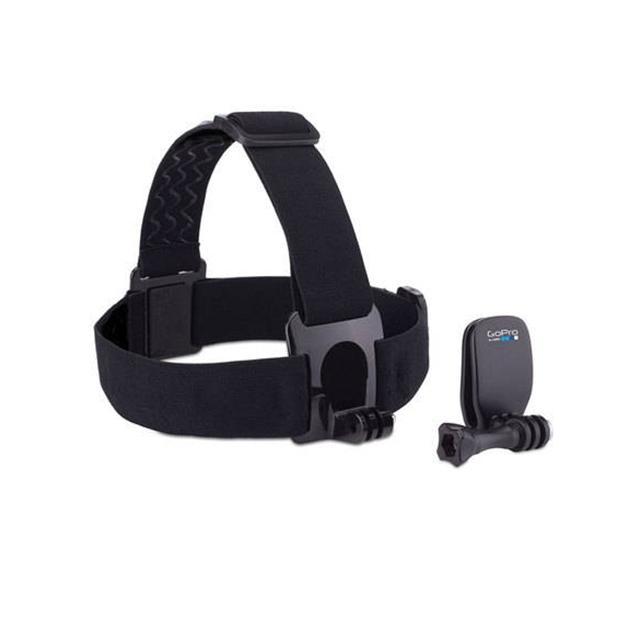 GoPro - - Head Strap Mount + QuickClip