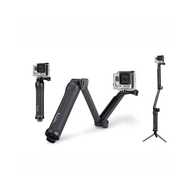 GoPro - - 3-Way Grip/Arm/Tripod