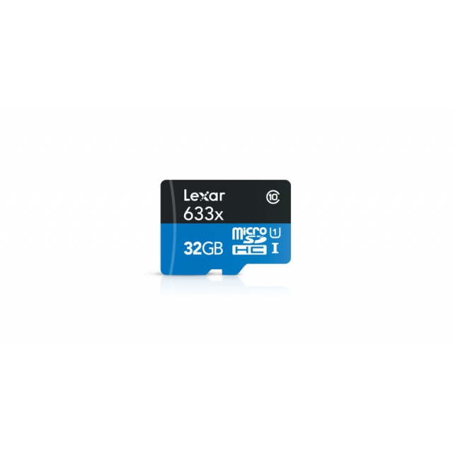 GoPro - Lexar Micro SD Card Ultra 32GB