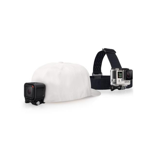 GoPro - Head Strap + QuickClip