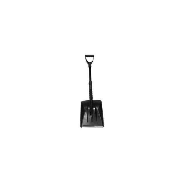 Ledmark - TrekMate Telescopic Snow Shovel - Black