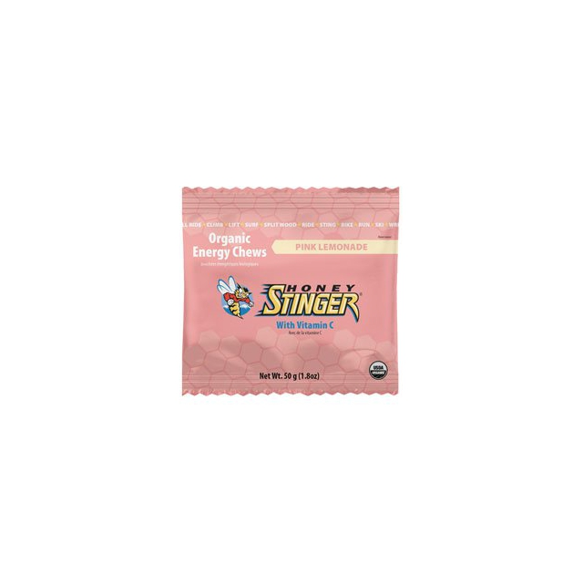 Honey Stinger - Honey Stinger Pink Lemonade Energy Chews
