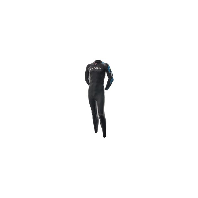 Orca - 1.5 Alpha Fullsleeve Wetsuit - Black In Size