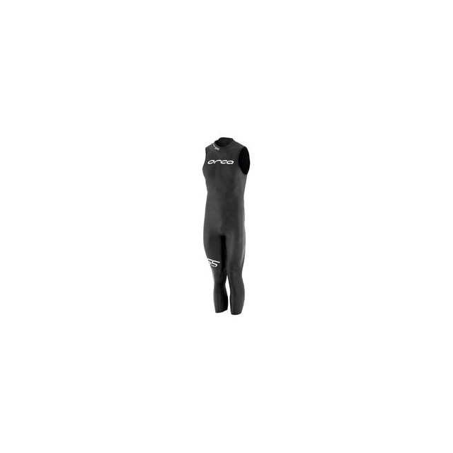 Orca - S5 Sleeveless Wetsuit - Men's - Black In Size