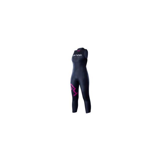 Orca - S4 Sleeveless Wetsuit - Women's - Black In Size: Extra Small