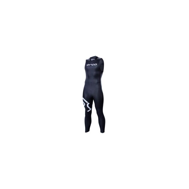 Orca - S4 Sleeveless Wetsuit - Men's - Black In Size: 6