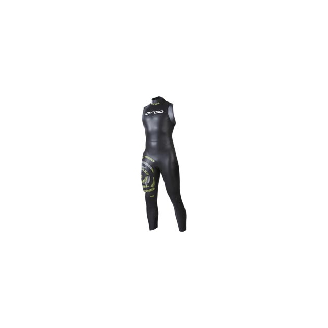 Orca - Sonar Sleeveless Wetsuit - Men's - Black In Size