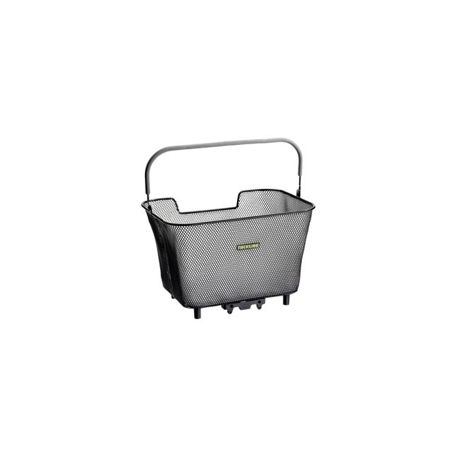 Racktime - Large Baskit - Front Bike Basket - Black