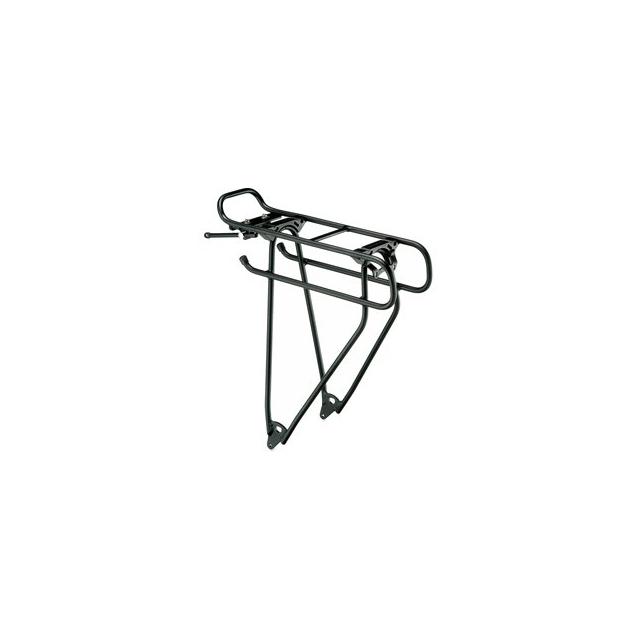Racktime - Addit Rear Snapfit Rack - Black