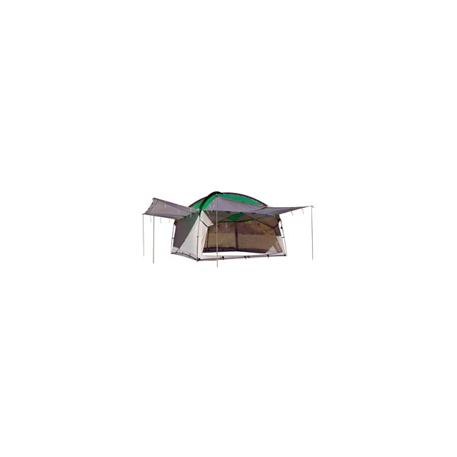 PahaQue - PahaQue Wilderness - 12 x 12 Screen Room w/Awnings - Green