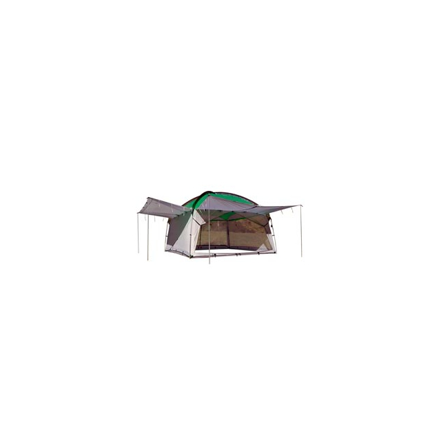 PahaQue - PahaQue Wilderness - 10 x 10 Screen Room w/Awnings - Green